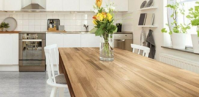 Drewniane Blaty Dlh Naturalne Piękno I Trwałość Na Lata