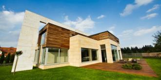 Jak dobrać drewnianą elewację do budynku?