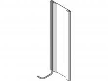 SERVO-DRIVE profil nośny z przewodem , wysokość 670 mm do szuflad Tandembox