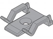 SERVO-DRIVE uchwyt przewodu z podstawką klejącą