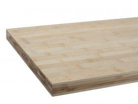 Blat Drewniany Bambus Jasny 27x620x2440