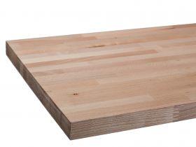 Blat Drewniany Buk 27x600x3000 Klasa AB