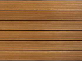 Deska Tarasowa z Drewna Egzotycznego Bangkirai 25x145x3360 - 2 x Wąski Ryfel