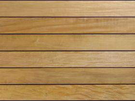 Deska Tarasowa z Drewna Egzotycznego Garapa 20x100x3350 - Gładka