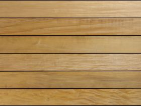 Deska Tarasowa z Drewna Egzotycznego Garapa 20x100x3660 - Gładka