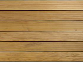 Deska Tarasowa z Drewna Egzotycznego Garapa 21x145x3060 - Wąski Ryfel