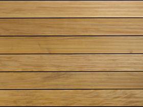 Deska Tarasowa z Drewna Egzotycznego Garapa 21x145x3650 - Wąski Ryfel