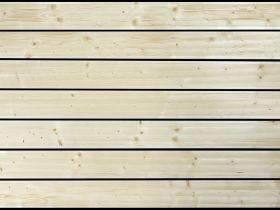 Deska Tarasowa z Drewna Iglastego Świerk 24x145x2500 - Wąski Ryfel