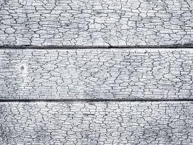 Elewacja Drewniana - Deska Palona Świerk White Krak 19x146x2000/4000
