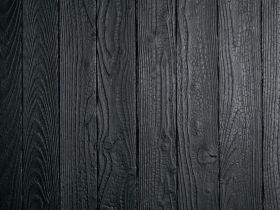 Elewacja Drewniana - Deska Palona Modrzew Natural Grain 20x130x2000/4000
