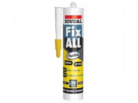 Klej-Uszczelniacz Fix All TURBO 290 ml Biały