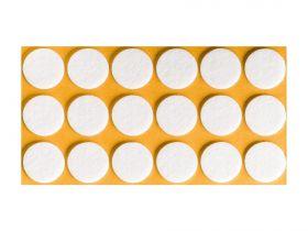 Podkładki filcowe okrągłe fi.25 mm