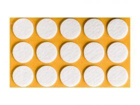 Podkładki filcowe okrągłe fi.30 mm