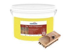Remmers Holz-Entgrauer – Zestaw Do Odszarzania Tarasu 2,5L