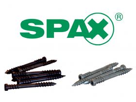 Wkręty tarasowe SPAX-D 5x50 + frez 200 szt.