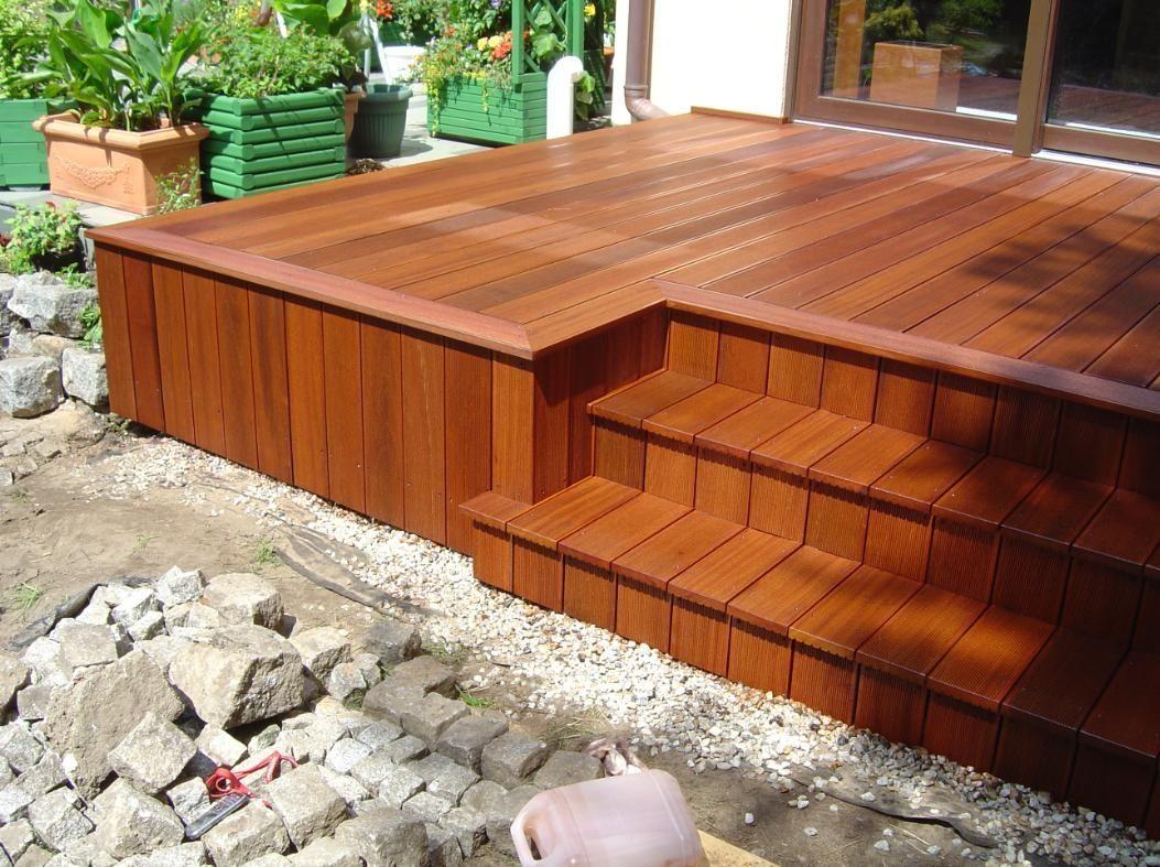 Montaż Drewnianego Tarasu Krok Po Kroku Blog Dlh