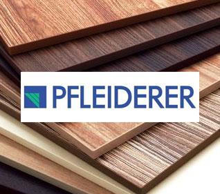 szeroka gama produktów firmy Pfleiderer
