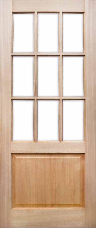 Jakie drzwi wewn trzne wybra blog dlh for Drzwi z portalem