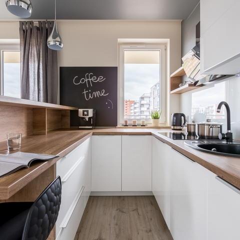 Podłoga W Kuchni Inspirujemy Blog Dlh